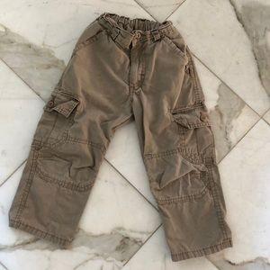 Boy's cargo pants